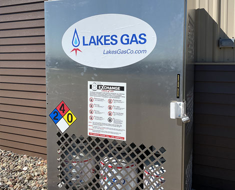 propane exchange program